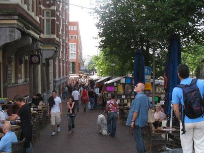 אמסטרדם: שוק ווטרלופליין