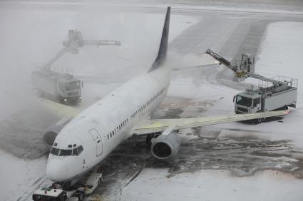 ארצות הברית משותקת: כחמישית מהטיסות בוטלו