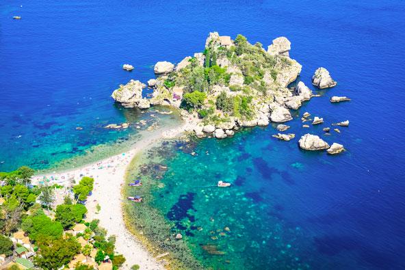 סיציליה – החופים הטובים ביותר