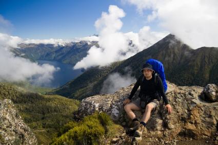 טרקים בניו זילנד – בחזרה לגן עדן