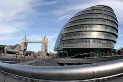 לונדון בעקבות פוסטר: טיול