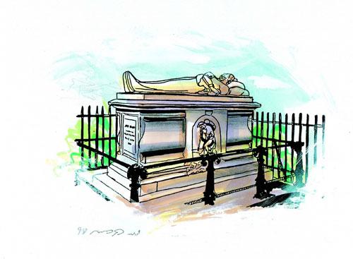 בתי קברות בלונדון