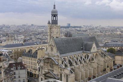 סמינר אורבני בפריז