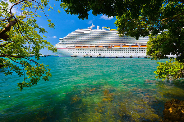 שייט באיים הקריביים