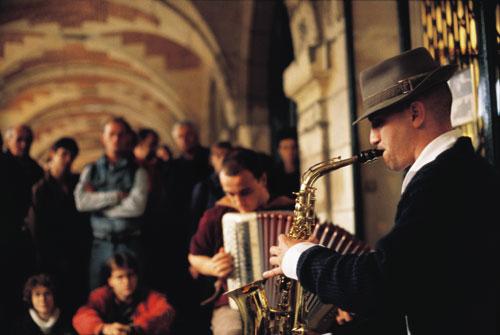 ג'אז בפריז: הפרדוקס הצרפתי