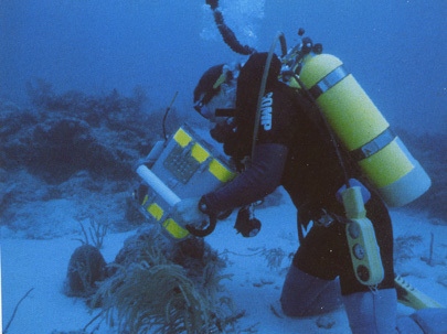טייסי המים – מחקרים תת ימיים