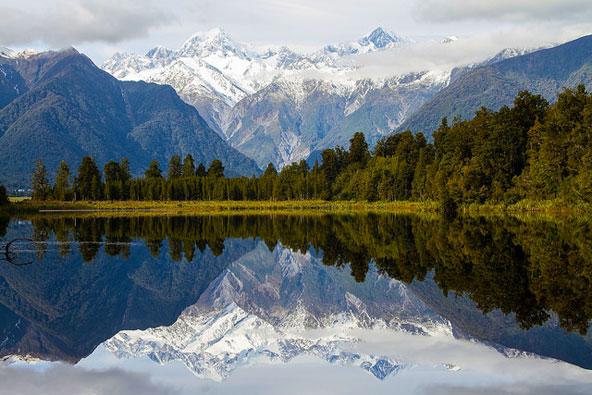 ניו זילנד – גן עדן עלי אדמות