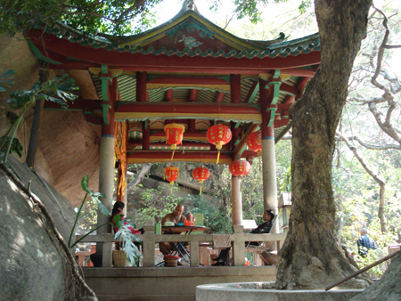 סין: המקדש השכונתי