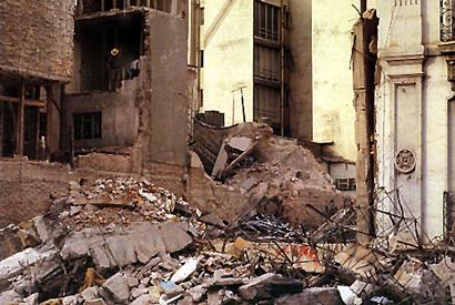 רעידות אדמה. כשהאדמה רוחשת