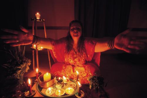טקסים ופולחן – ריפוי הזאר