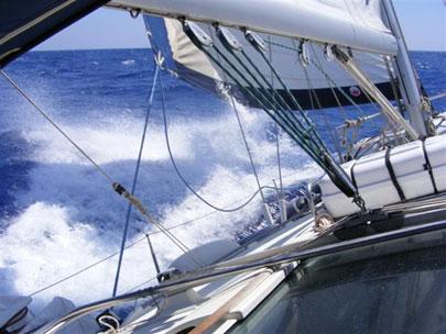 יומן הפלגה- הסערה הראשונה
