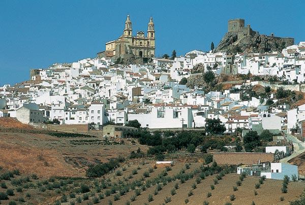 ספרד – הכפרים הלבנים של אנדלוסיה