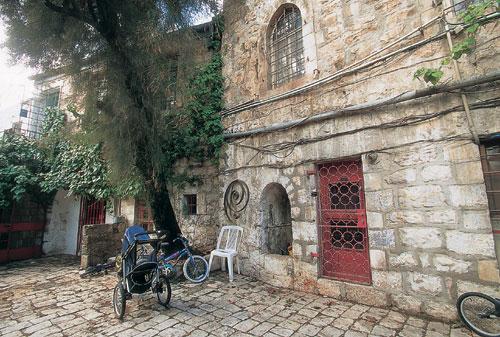 ירושלים – שימור רחוב הנביאים
