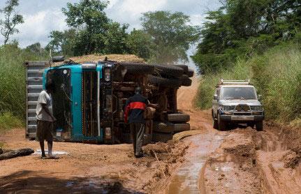 דרכים חדשות באפריקה