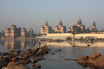 אורצ'ה, הודו – הממלכה המתחדשת