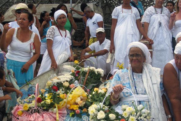 חגיגות ימנז'ה בסלוודור דה באיה
