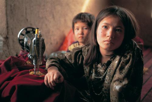 אפגניסטן – האשה החדשה
