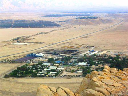 אושרה הקמת תחנת כוח סולרית בערבה