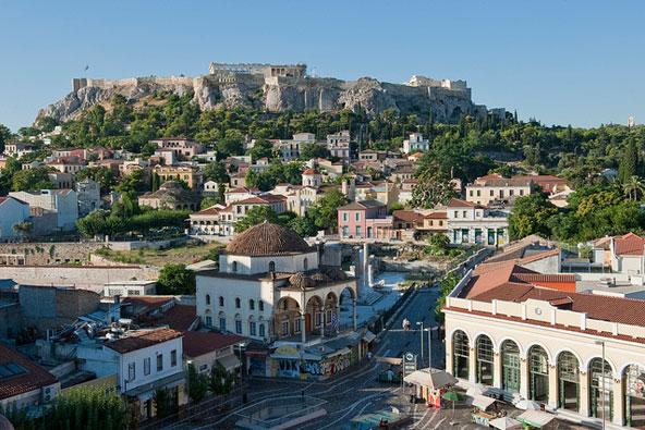 אתונה – מה כדאי לראות ולעשות