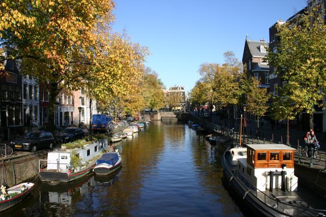 אמסטרדם: ביקור בעיר