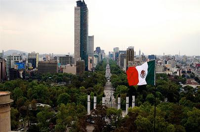 מקסיקו סיטי: עיר רבת המון