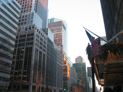 ירידה תלולה במחירי המלונות בניו יורק