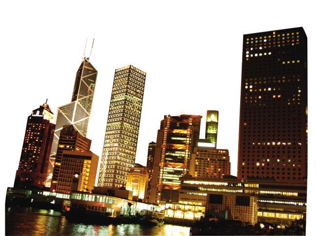 הונג קונג: על הדרך