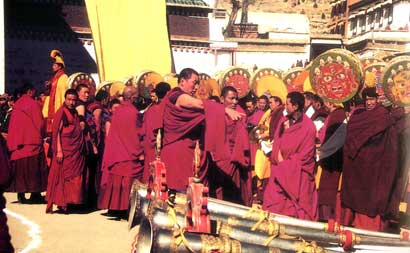 טיבט: מחפשים תמונה טובה – פסטיבל במנזר לברנג