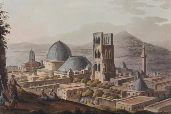 מראות ירושלים מהמאה ה-19