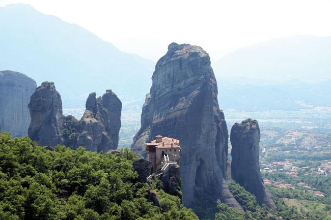 מטאורה עד הר גמילה – מסע רכב שטח בצפון יוון