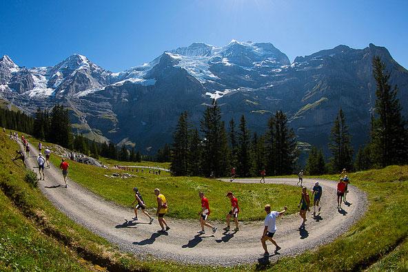 מרתונים בטבע – לרוץ בתוך הנוף