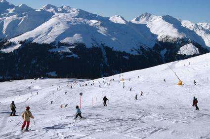 אתרי סקי בשווייץ
