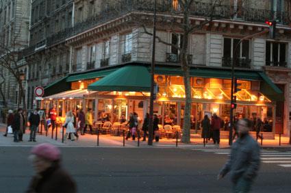 פריז – בתי קפה מיתולוגיים