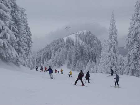 סקי בזול: אתרי סקי במזרח אירופה