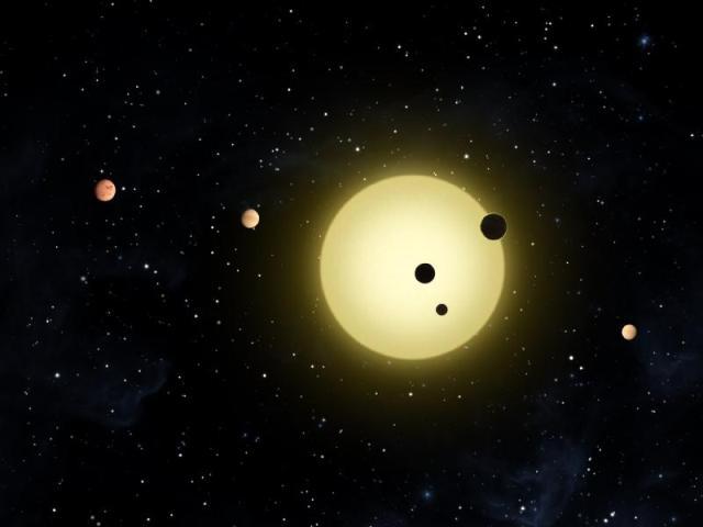 התגלו חמישה כוכבי לכת בגודל כדור הארץ