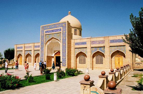 אוזבקיסטן – בעקבות המיסטיקה הסופית