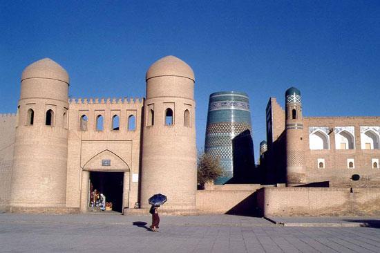 אוזבקיסטן – הסודות של מרכז אסיה