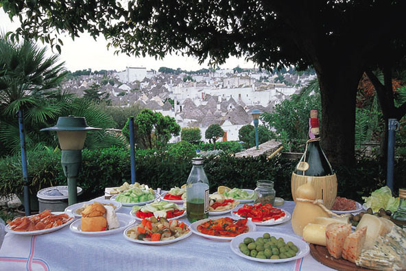 דרום איטליה: שמחת האכילה
