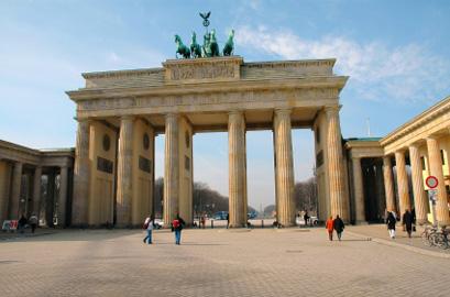 ברלין העיר השלישית הכי מתוירת באירופה