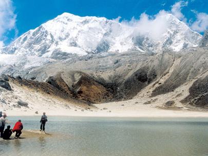 נפאל – לא רק למיטבי לכת