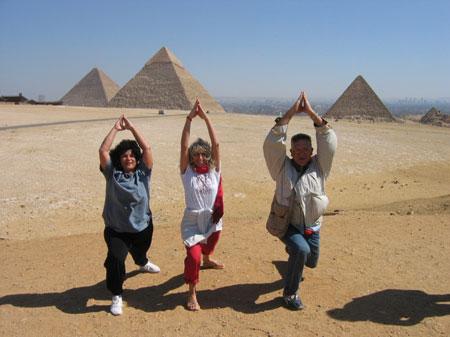 הפירמידה של ח'ופו: מפגש עם הנשגב
