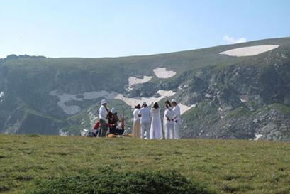 חווייה מוזיקלית בהרי בולגריה