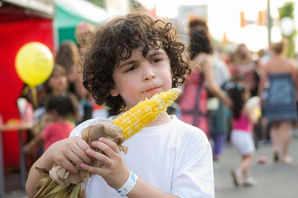 פסטיבלי האוכל הכי טעימים בעולם