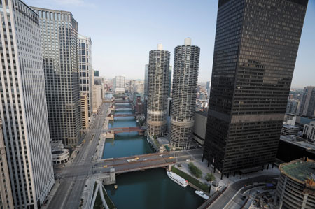 שיקגו: מגדלים ומורשת אדריכלית