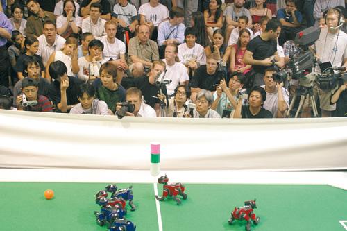 רובוטיקה: הכדור המכני
