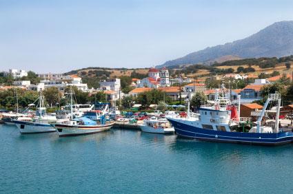 האיים הסודיים של יוון