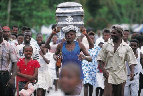 האיטי: וודו ומתים מהלכים
