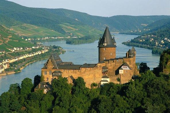 גרמניה: טיול באתרי מורשת עולמית