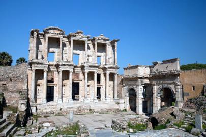 אפסוס, תורכיה – הכל זורם