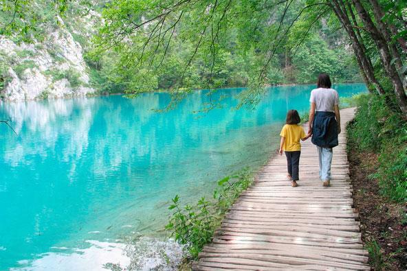 קרואטיה עם ילדים